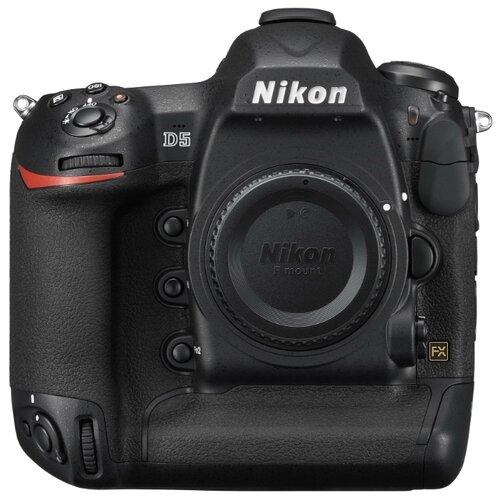 Зеркальный фотоаппарат Nikon D5