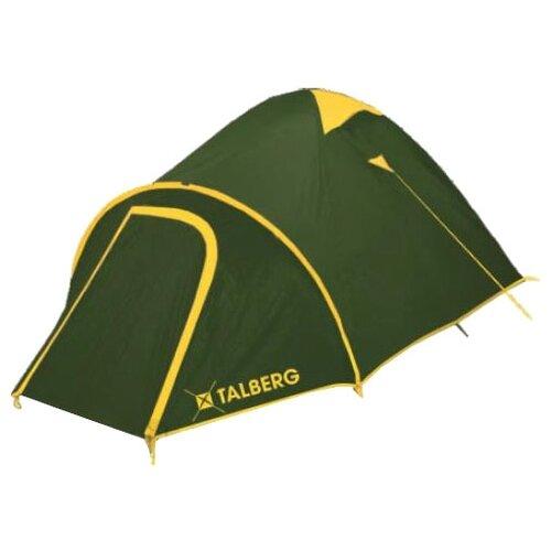 Палатка Talberg Malm 2 палатка talberg borneo 2 цвет зеленый