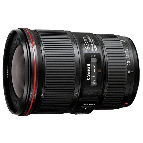 Фото - Объектив Canon EF 16-35mm f 4L объектив
