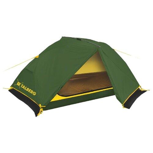 Палатка Talberg Borneo Pro 2 палатка talberg borneo 2 цвет зеленый