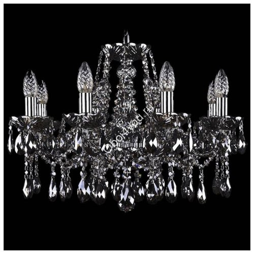 Bohemia Ivele Crystal Bohemia bohemia ivele crystal подвесная люстра bohemia ivele crystal 1771 20 410 b gw