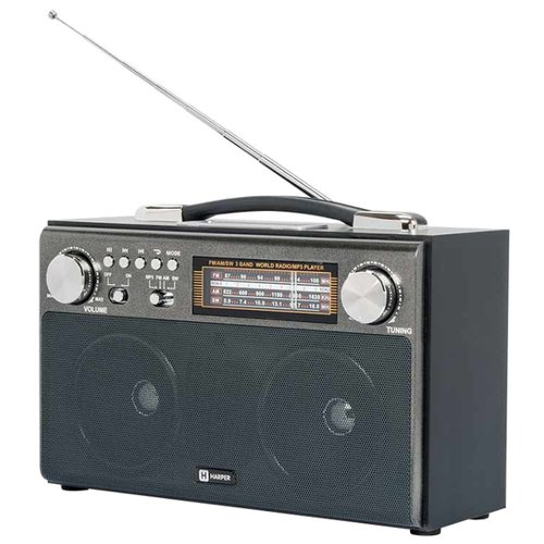 Радиоприемник HARPER HDRS-033 фото