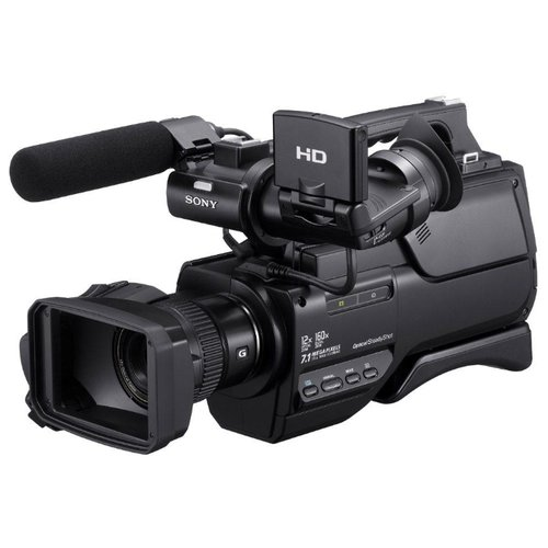 Фото - Видеокамера Sony HXR-MC2000E видеокамера sony hdr cx405b black 30x zoom 9 2mp cmos 2 7 os avchd mp4 [hdrcx405b cel]
