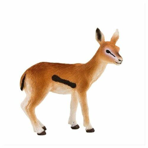 Фигурка Mojo Wildlife Детеныш mojo фигурка гиппопотам детеныш