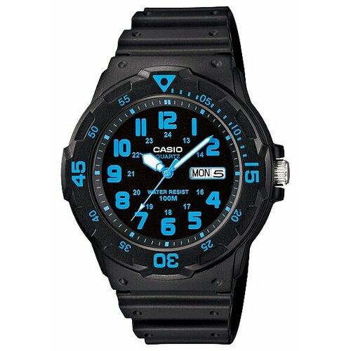 Наручные часы CASIO MRW-200H-2B casio watch simple sports fashion leisure waterproof watch mrw 200hc 2b mrw 200hc 7b2