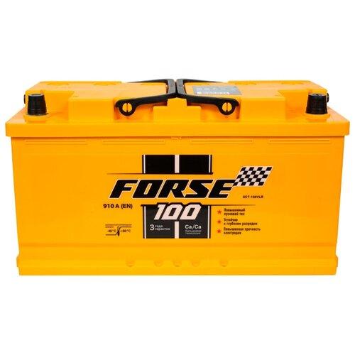 Аккумулятор Forse 6СТ-100VLR аккумулятор forse 6ст 65vl jis о п