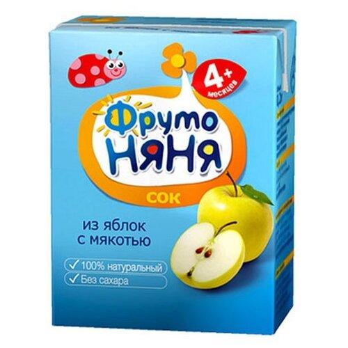 Сок ФрутоНяня Яблоко-Груша компот прогресс фрутоняня яблоко изюм и курага с 3 лет 500 мл