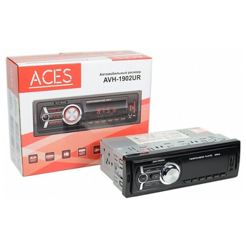 Автомагнитола ACES AVH-1902UR