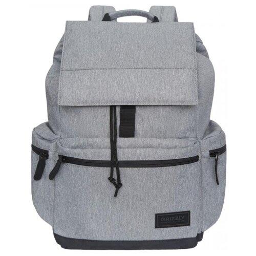 Рюкзак Grizzly RQ-006-1 16 рюкзак городской grizzly rq 916 1 1 серый 10 л