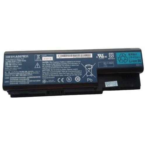 Аккумулятор Acer AS07B31 аккумулятор