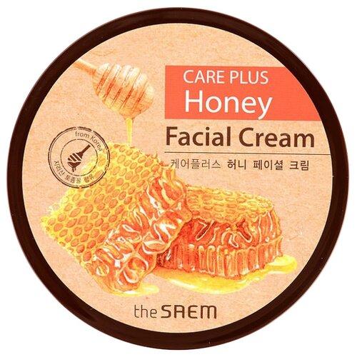 The Saem Care Plus Honey Facial медовый крем the saem care plus honey facial cream