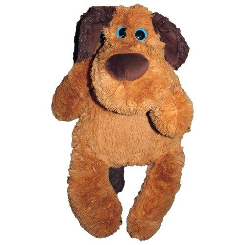 мягкая игрушка смолтойс зайчик цвет желтый высота 45 см Мягкая игрушка СмолТойс