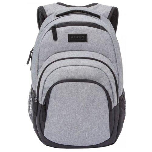 Рюкзак Grizzly RQ-003-1 21 рюкзак городской grizzly rq 916 1 1 серый 10 л