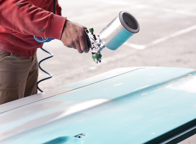 Покраска авто своими руками какой краскопульт выбрать
