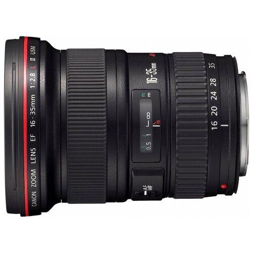 Фото - Объектив Canon EF 16-35mm f объектив
