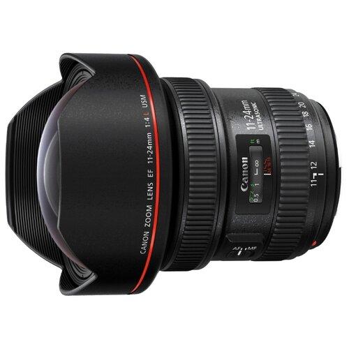 Фото - Объектив Canon EF 11-24mm f 4L объектив