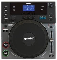 DJ CD-проигрыватель Gemini CDJ-210