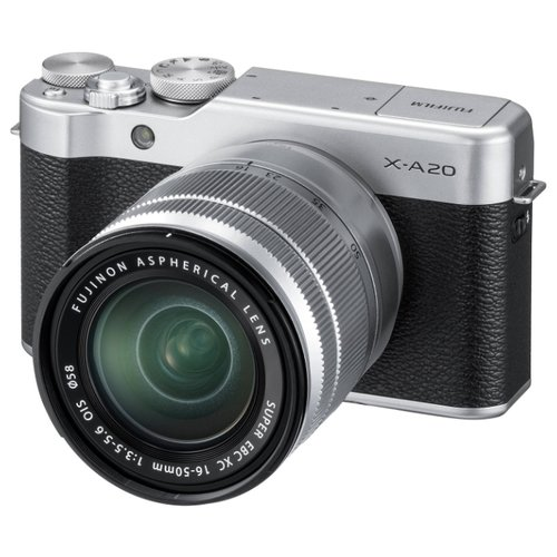 Фото - Фотоаппарат Fujifilm X-A20 Kit фотоаппарат fujifilm x t2 kit