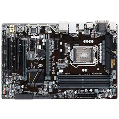 GIGABYTE GA-Z170-HD3 (rev. 1.0)