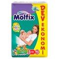 Molfix подгузники 3 (4-9 кг)