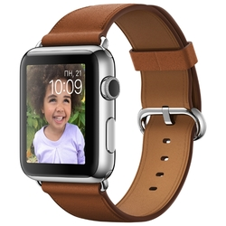 Часы Apple Watch 42mm with Classic Buckle