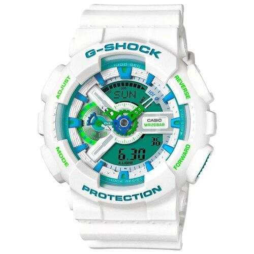 Наручные часы CASIO GA-110WG-7A casio ga 110db 7a