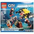 LEGO City 60091 Глубоководные исследования для начинающих