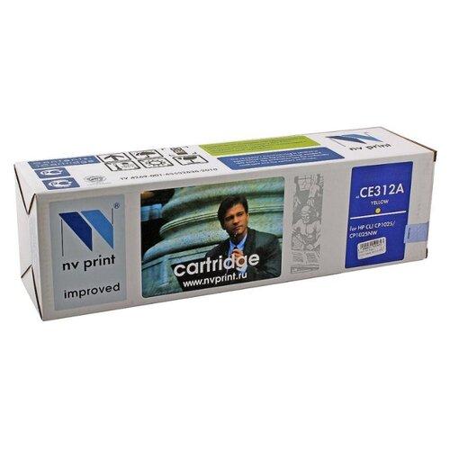 Фото - Картридж NV Print CE312A для HP картридж hp ce312a