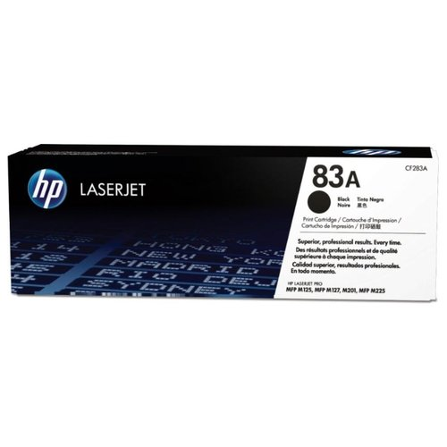 Фото - Картридж HP CF283A картридж usaprint cf283a совместимый