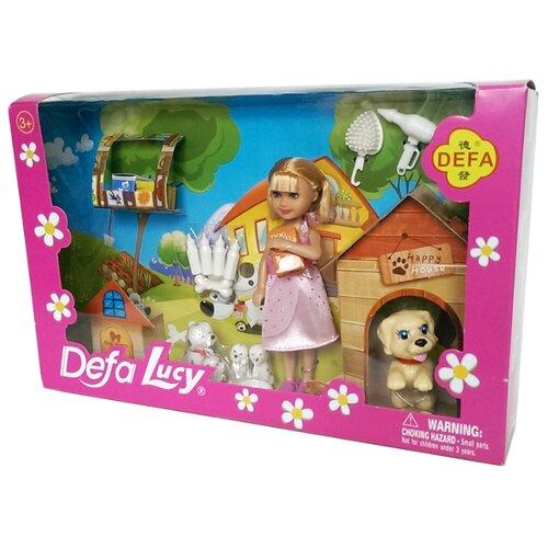 Кукла Defa Lucy Любимый питомец