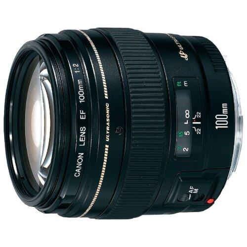 Фото - Объектив Canon EF 100mm f 2 USM объектив canon ef 85mm f 1 8 usm