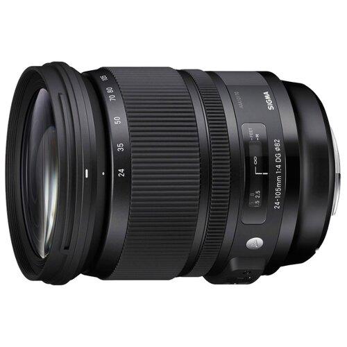 Фото - Объектив Sigma AF 24-105mm f 4 объектив sigma 105mm f 1 4 dg