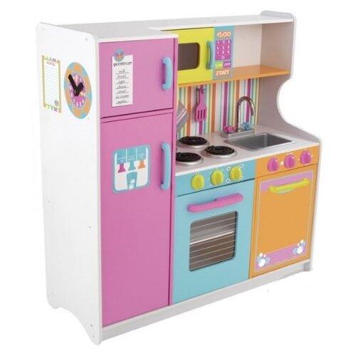Кухня KidKraft 53100 kidkraft большая детская игровая кухня делюкс