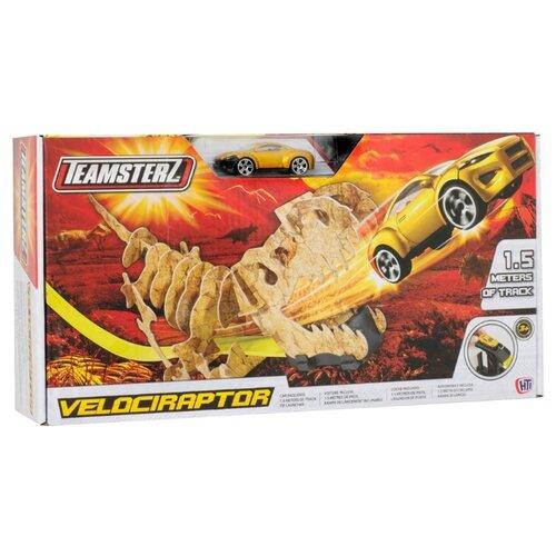 Трек HTI Teamsterz Velociraptor трек hti teamsterz rapid fire 5