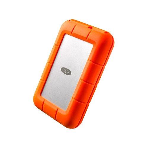 Фото - Внешний HDD Lacie Rugged RAID внешний hdd lacie mirror 1tb 1 тб