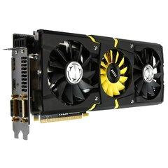 MSI Radeon R9 290X 1080Mhz PCI-E 3.0