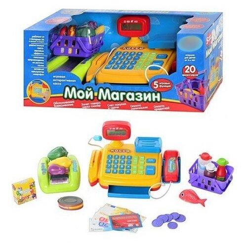 Касса Joy Toy Мой магазин 7018 игра joy toy мой магазин 7019