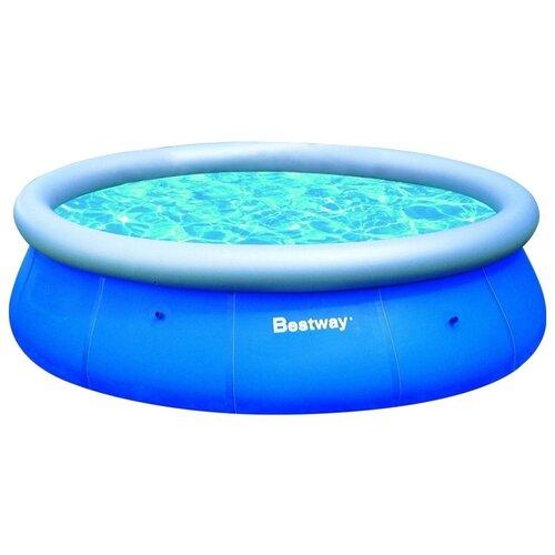 Бассейн Bestway 57265 бассейн bestway 57265 с надувным бортом 244х66см 2300л