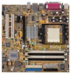 Материнская плата Foxconn 761GXK8MB-RSH