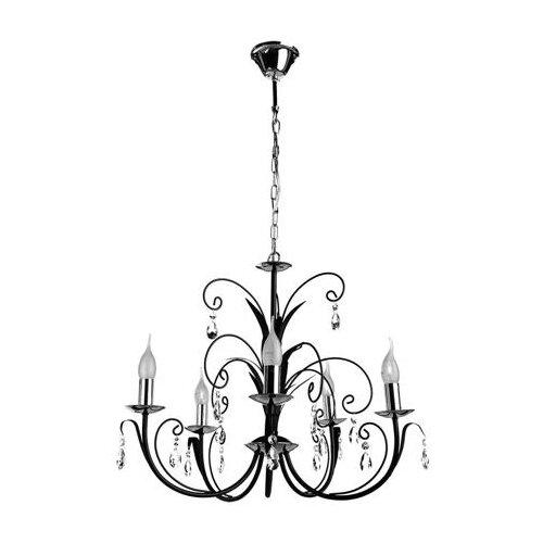 Arte Lamp Romana A1742LM-5BK люстра arte lamp pinoccio a5700lm 5bk