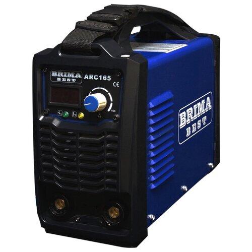 Сварочный аппарат BRIMA ARC-165 сварочный аппарат brima arc 165