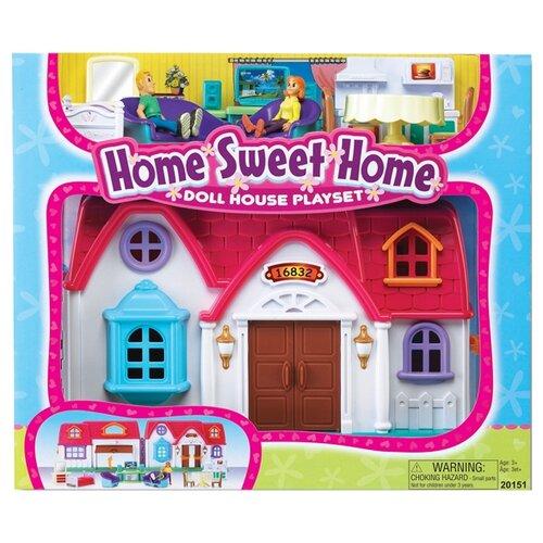 Keenway Home sweet home 20151 холст 30x30 printio home sweet home