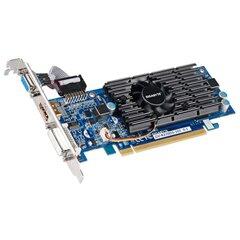 GIGABYTE GeForce 210 590Mhz PCI-E 2.0 1024Mb