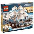 LEGO Pirates 10210 Флагманский корабль