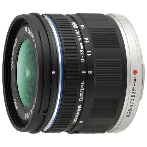 Фото - Объектив Olympus ED 9-18mm f объектив