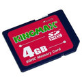Kingmax SDHC class 6