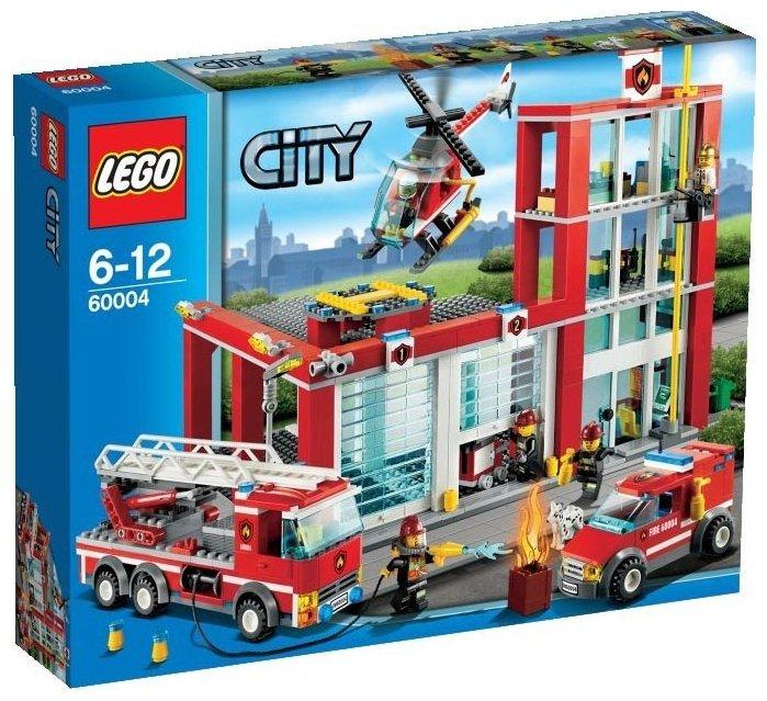 Лего сит пожарный участок фото 738-619