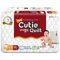 Cutie Quilt подгузники (5-10 кг) 60 шт.