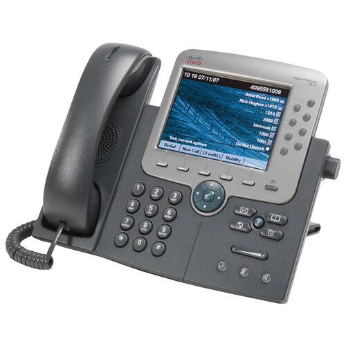VoIP-телефон Cisco 7975G телефон