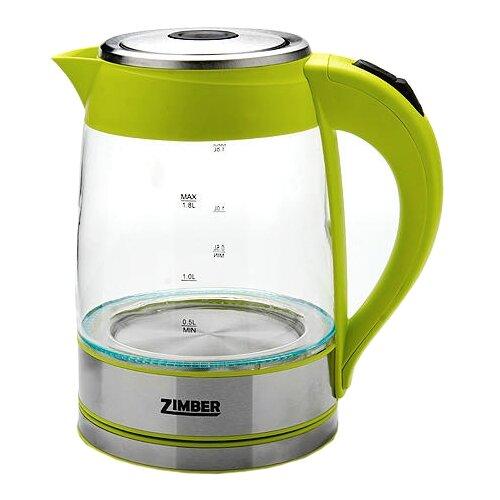 Чайник Zimber ZM-10818 10819 чайник электрический zimber zm 11216